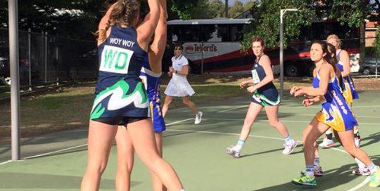 community netball