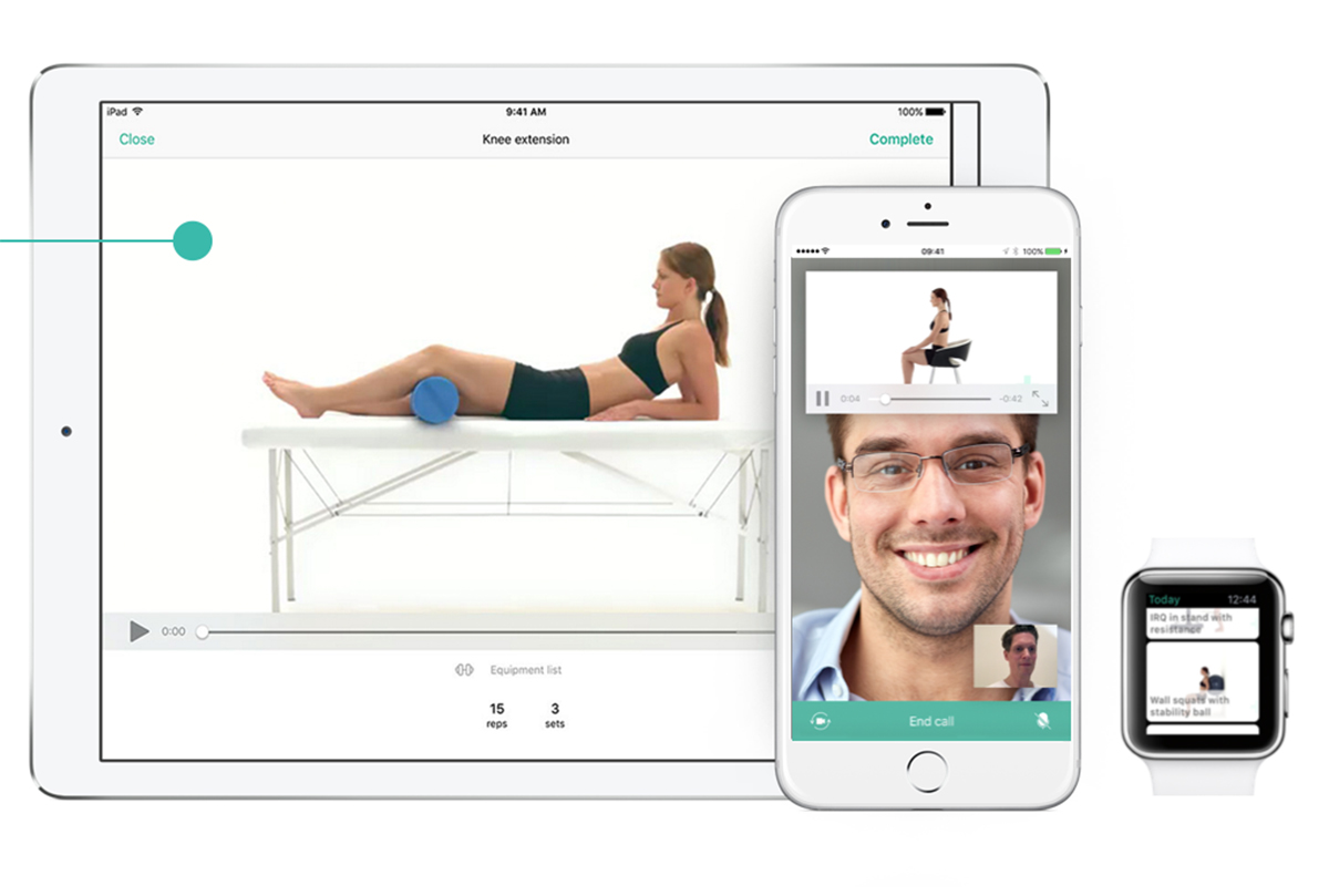 physitrack - telehealth