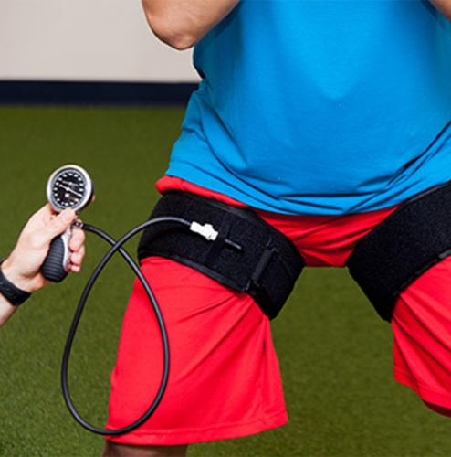 Blood Flow Restriction Therapy Central Coast
