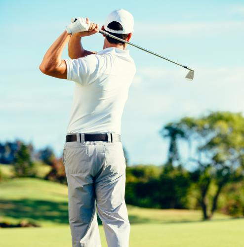 Golf Physio Central Coast